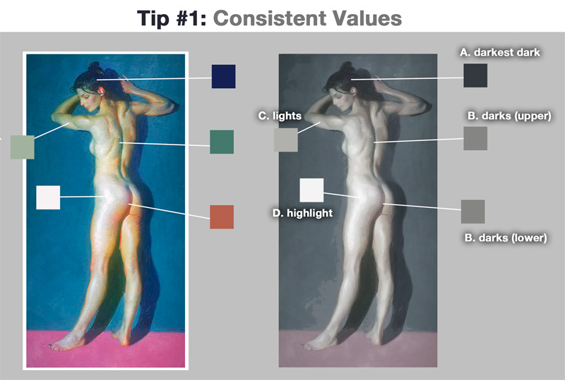 skin color palette tip 1-1